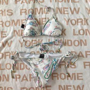 👙 Baby Phat Bikini with Gold Detail 👙